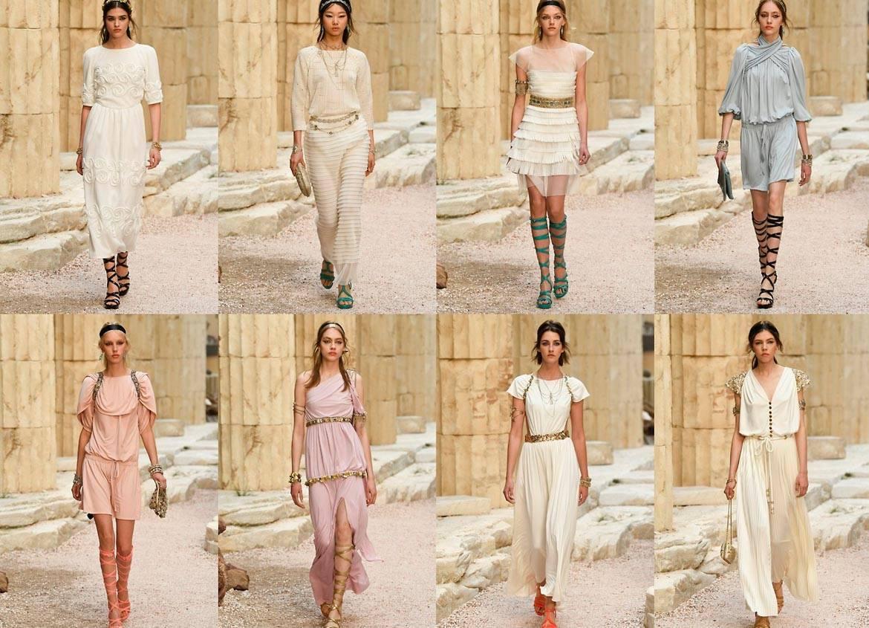 Trucos de moda historicos relativos a los vestidos de mujer
