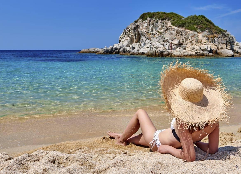 ¡Ha llegado la hora de disfrutar del bikini!