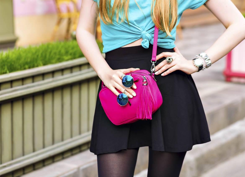 Novedades en la moda de mujer, El regreso de la minifalda
